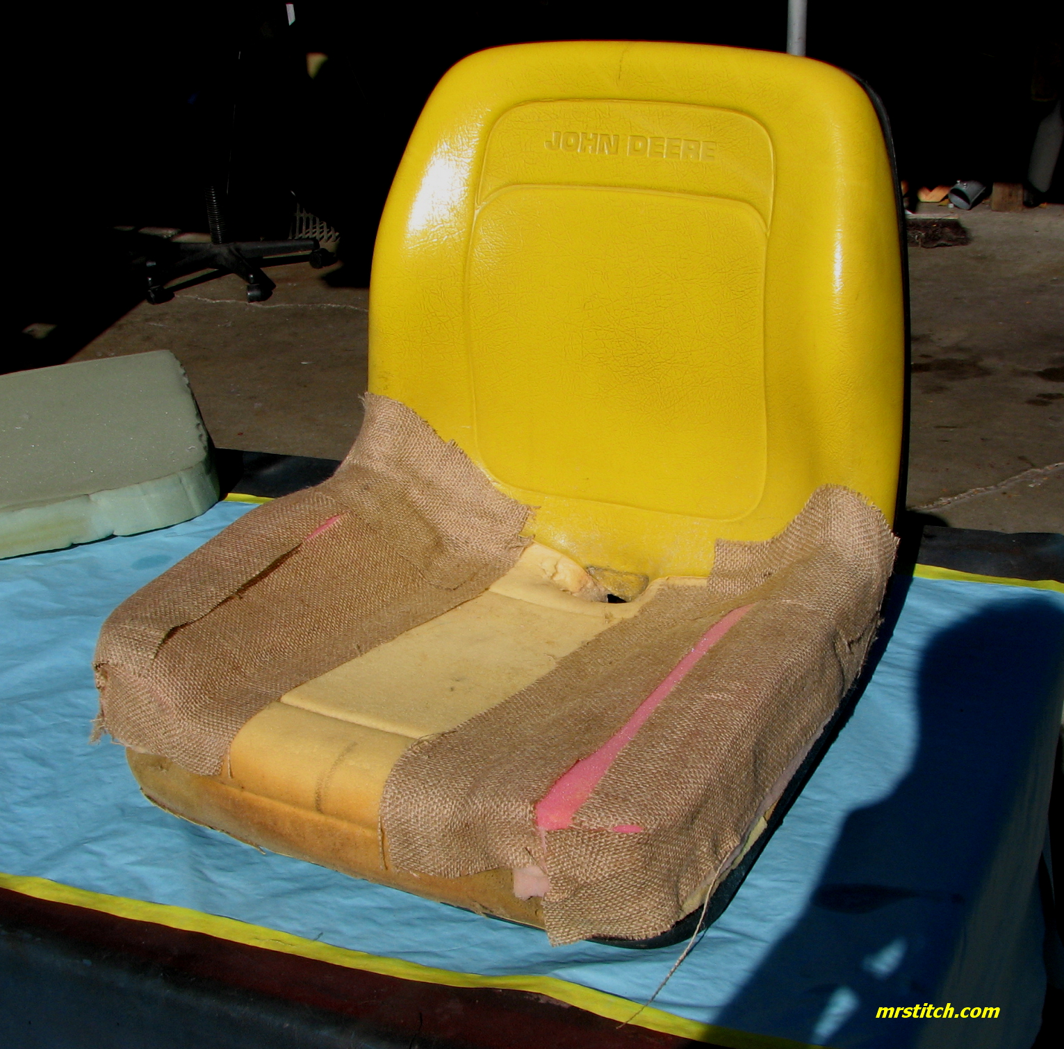 John Deere Seat Covers For Trucks : Truck seats