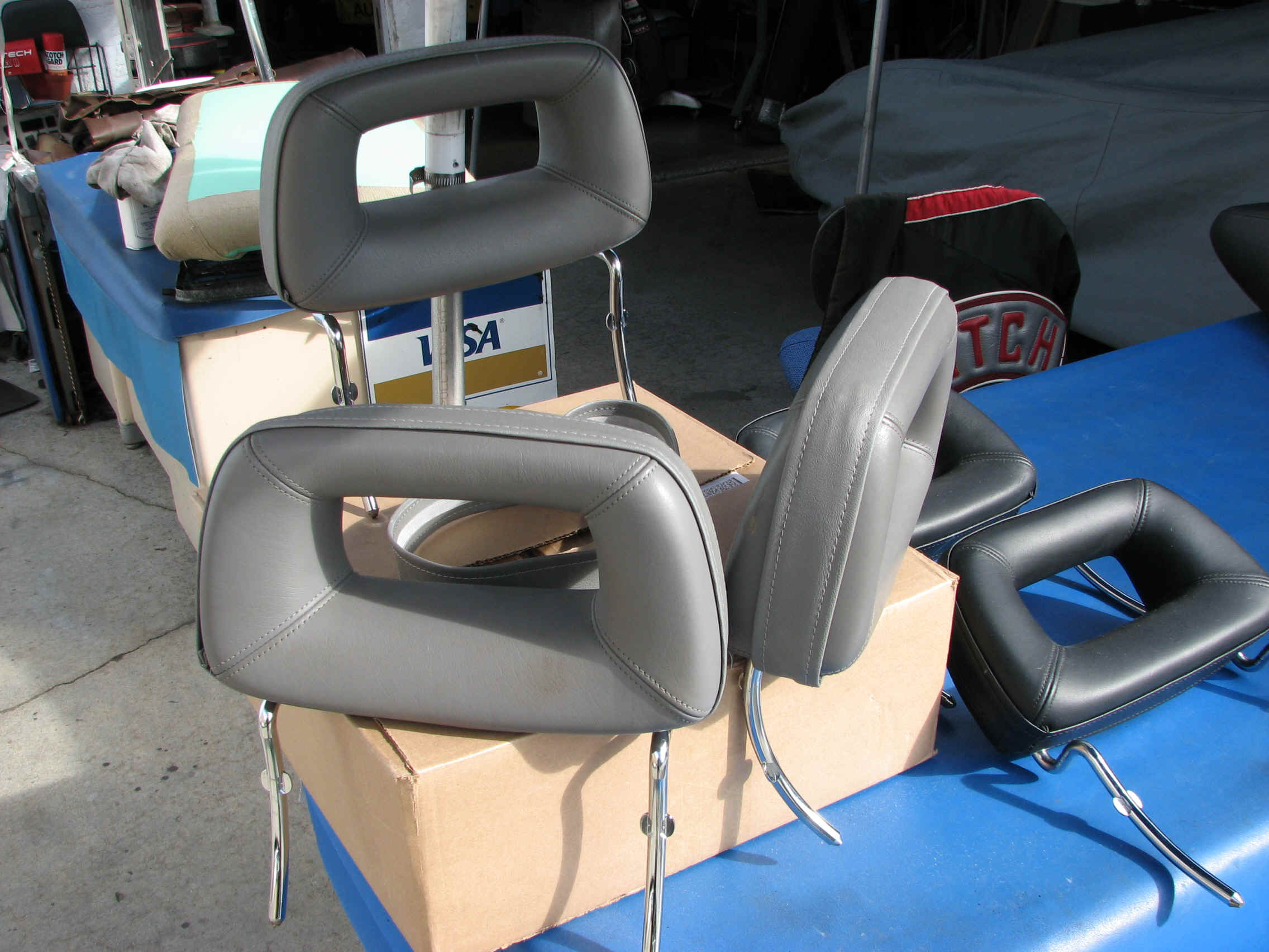 Mrstitch Seat Repairs Mods