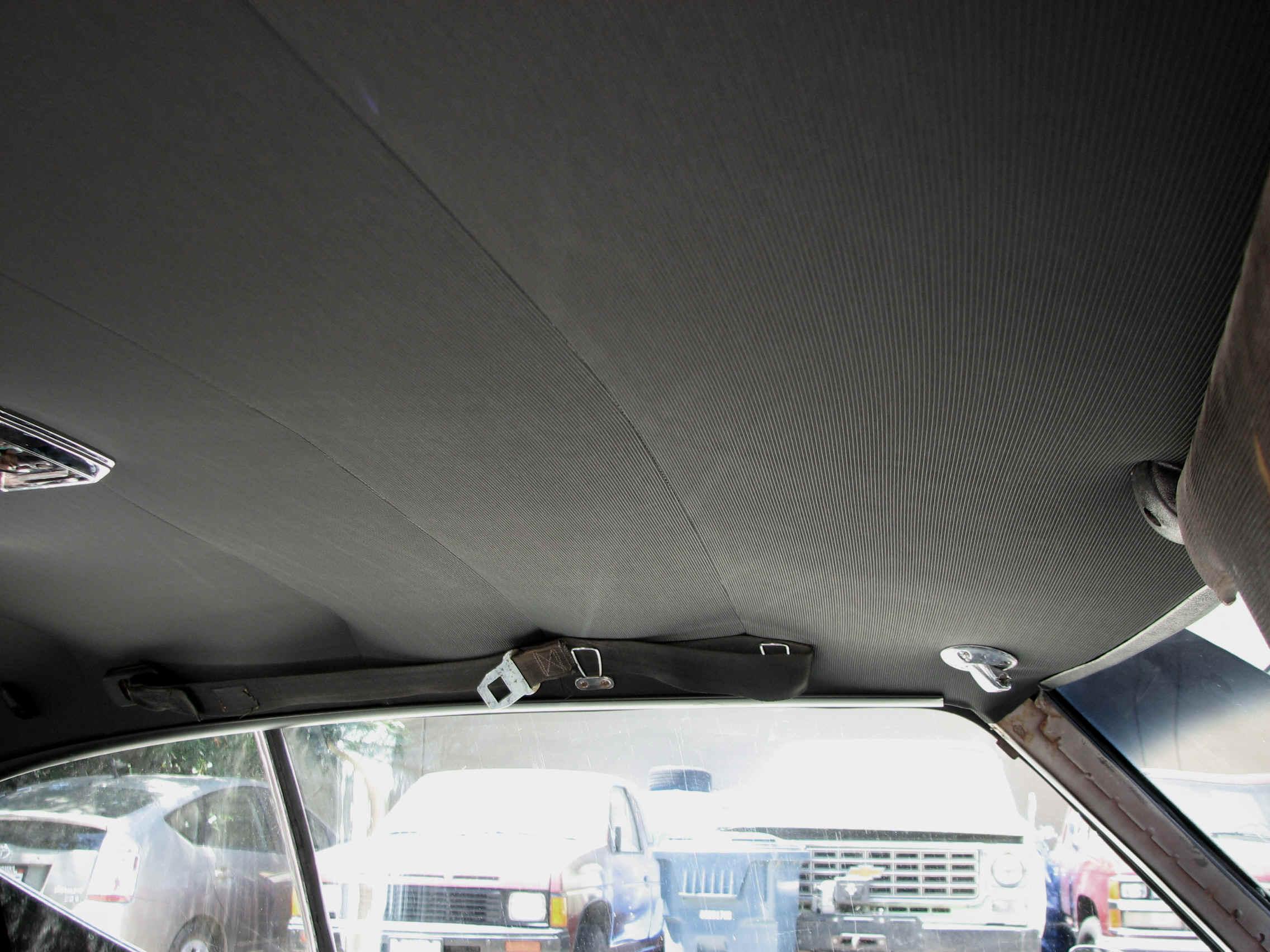 Chevelle Upholstery