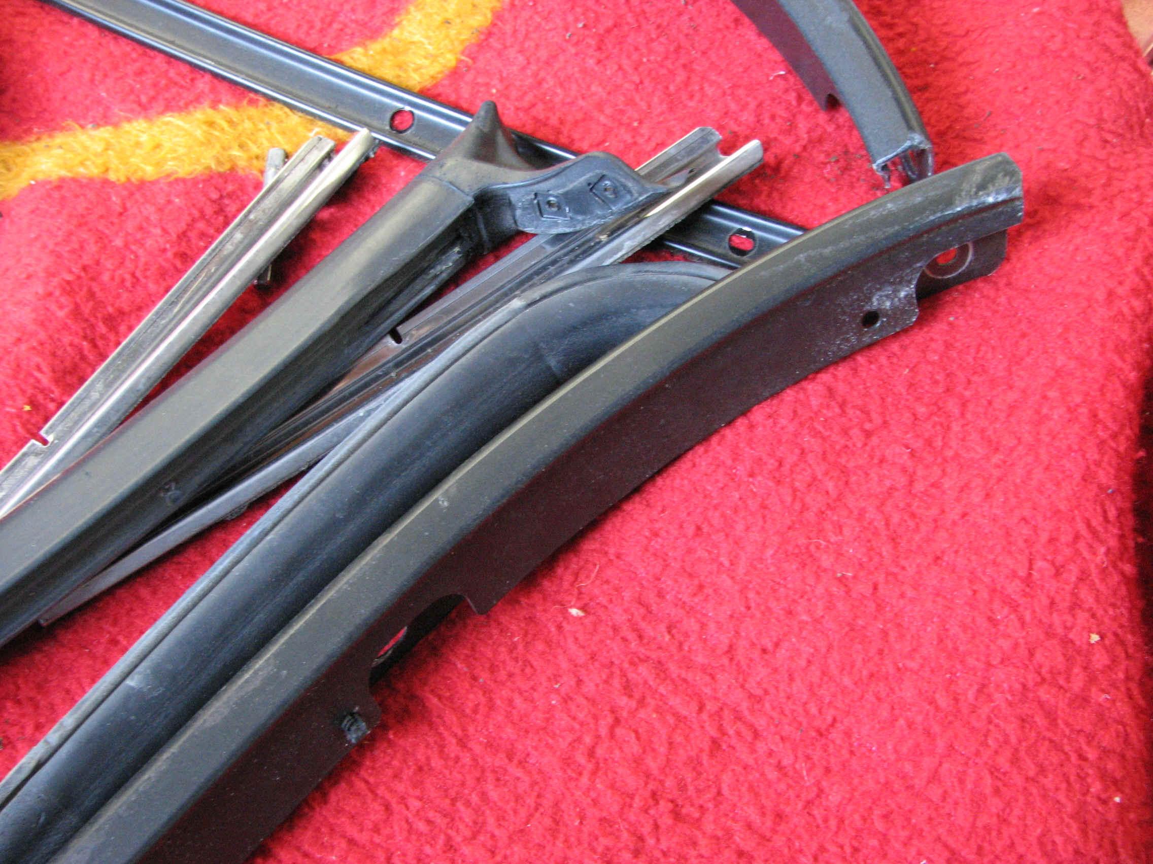 Miata Painted Rails Stollman