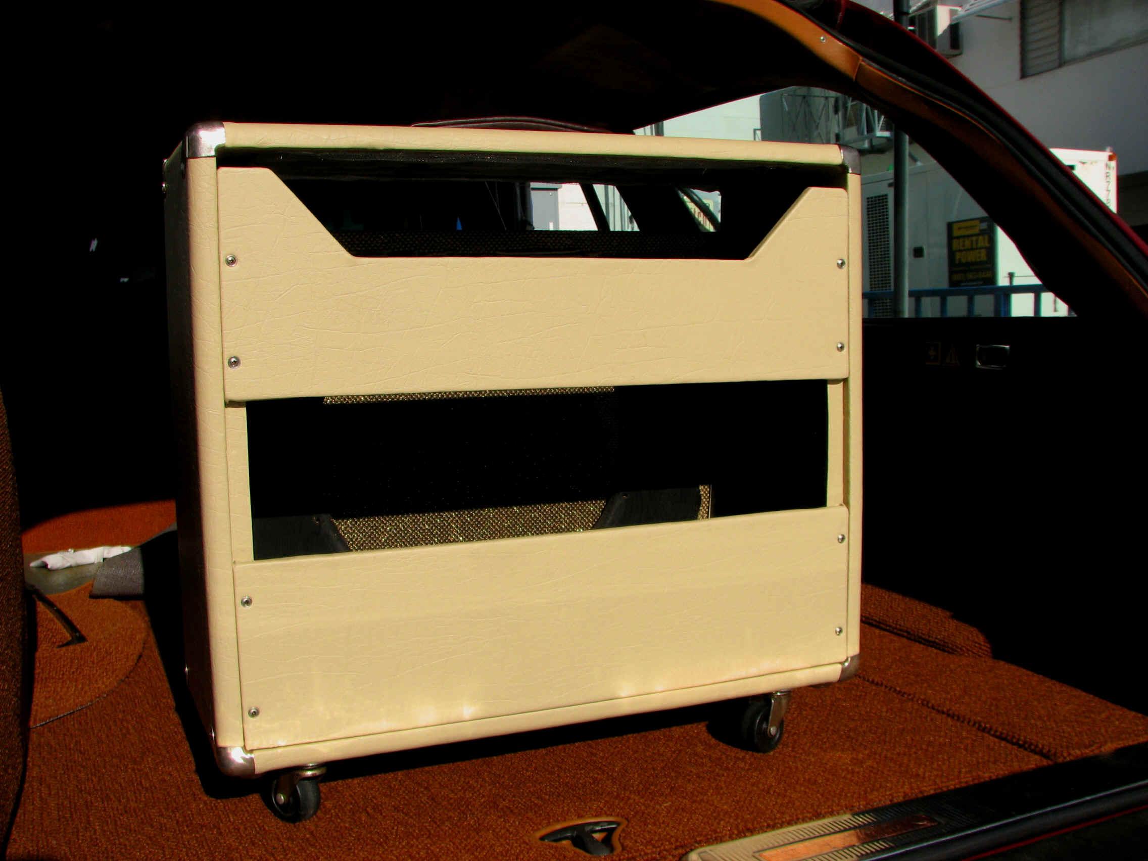Mrstitch Custom Amp Covers