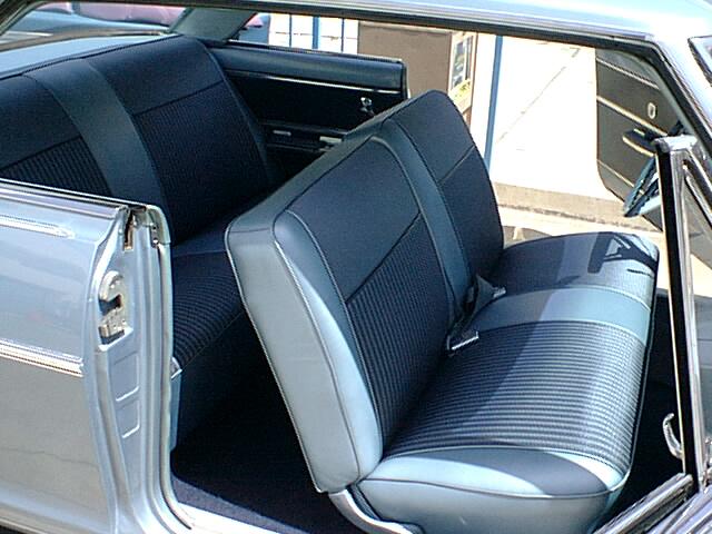 Nova Upholstery Installed By Mrstitch
