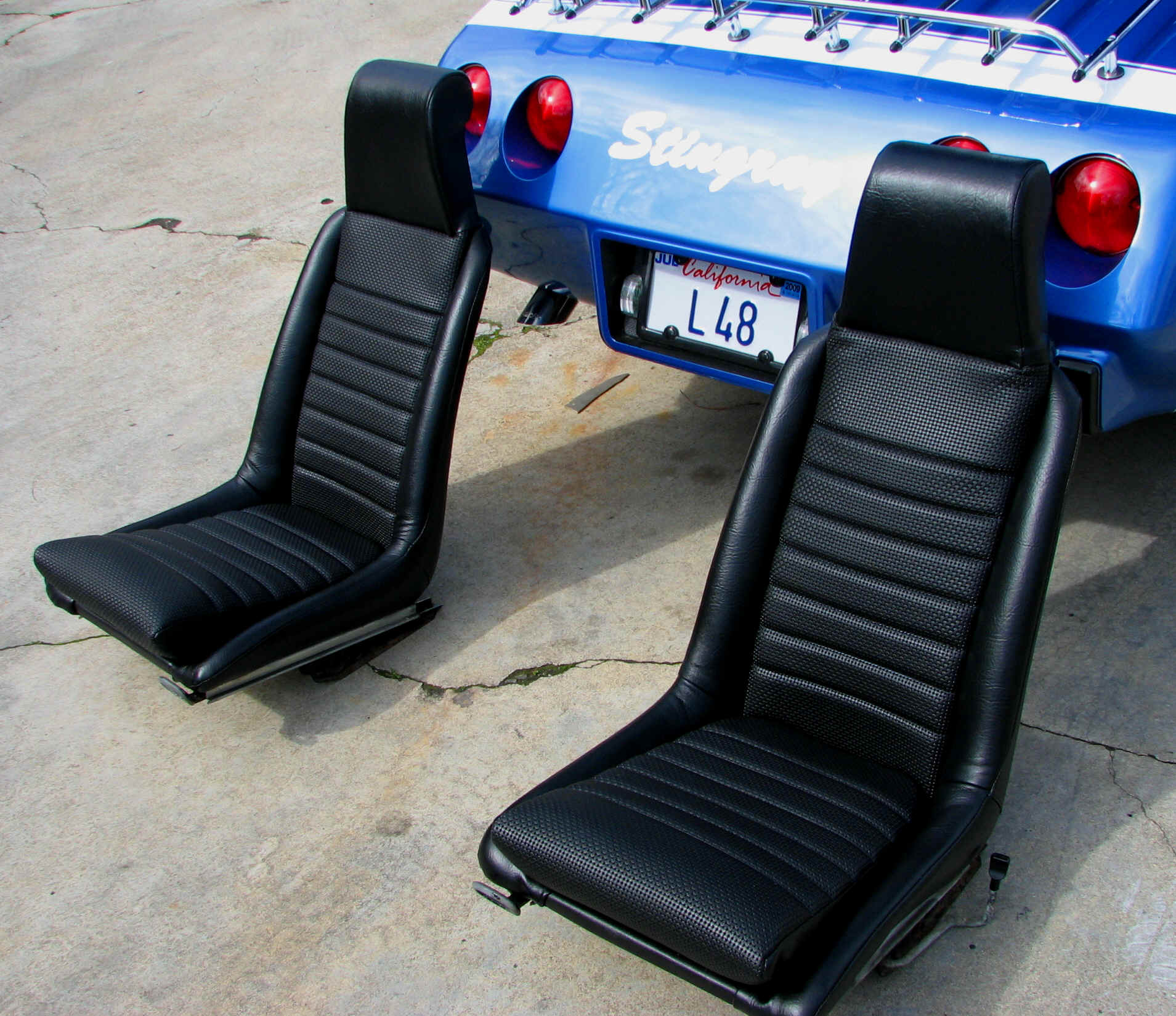 Porsche Tops And Seats Recovered By Mrstitch